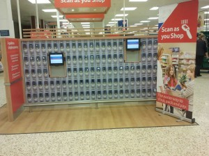 Tesco Scan As You Shop